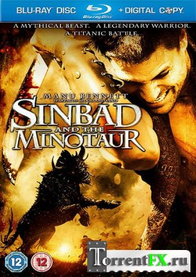 Синдбад и Минотавр / Sinbad and the Minotaur (2011) BDRip