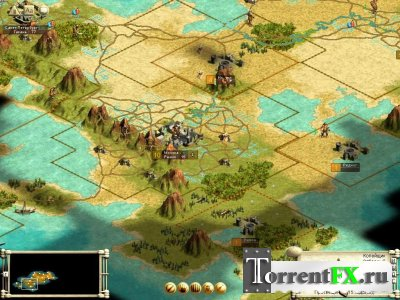 Sid Meier's Civilization 3. Полное собрание Repack