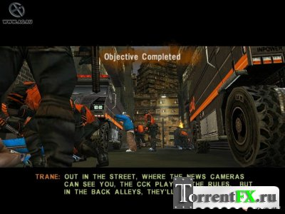 Marc Ecko's Getting Up: Contents Under Pressure (2006) PC | RePack от R.G. GamePack