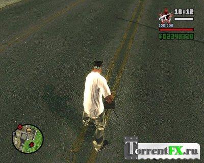 GTA San Andreas: Crazy Mod v 1.0