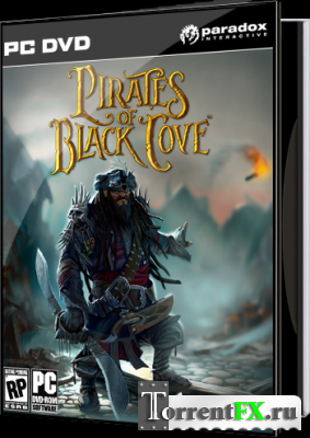 Pirates of Black Cove v.1.02 Paradox Interactive ENG RePack