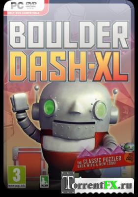 Boulder Dash-XL Microsoft Game Studios