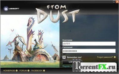 From Dust (ENG) [RePack] -Ultra-