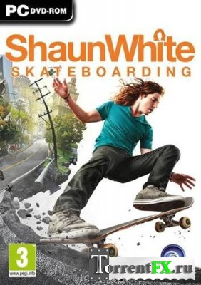 Shaun White Skateboarding (2010) PC | Lossless RePack
