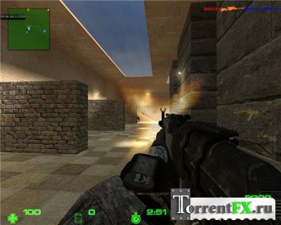 Counter Strike: Source - Modern Warfare MOD