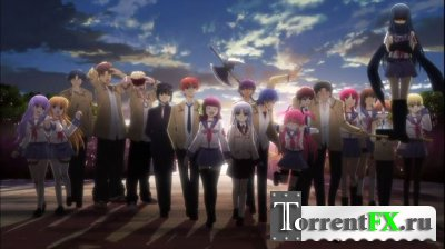 ���������� �����! / Angel Beats! (���� ������) [13 �� 13]