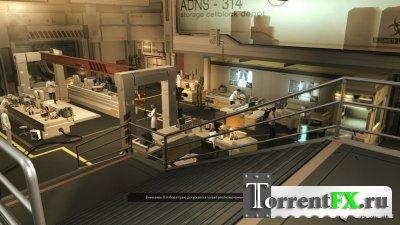 Deus Ex: Human Revolution v. 1.0.618.8 (RUS) [Repack]