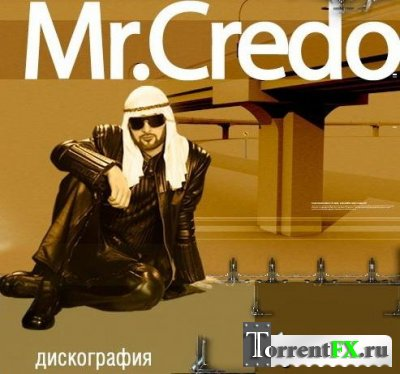 Mr. Credo - Дискография [8 Альбомов, 1 Сингл, 2 Бутлега]