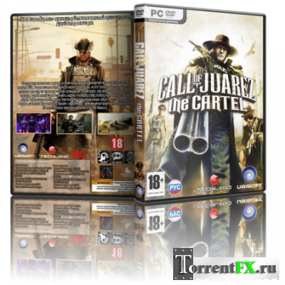 Crack для Call of Juarez : The Cartel