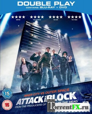 Чужие на районе / Attack the Block