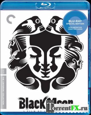 ������ ���� / Black Moon (1975) HDTV