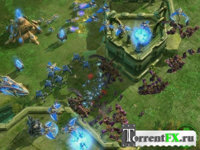 StarCraft II: Wings of Liberty (2010) PC | RePack