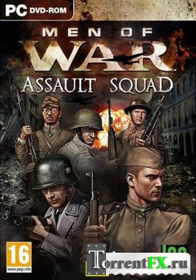 В Тылу Врага 2: Штурм / Men of War: Assault Squad (2011) PC | RePack