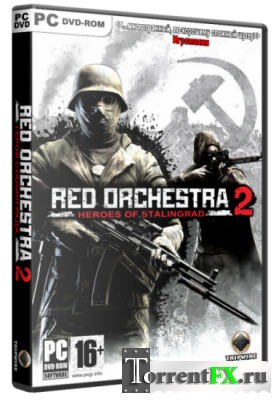 Red Orchestra 2: Heroes of Stalingrad (ENG) [Steam-Rip]