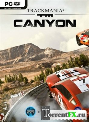 TrackMania: Canyon