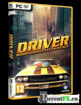 Driver: San Francisco (RUS/ENG) [RePack]