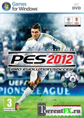 Pro Evolution Soccer 2012 (2011/PC/Русский/Repack)