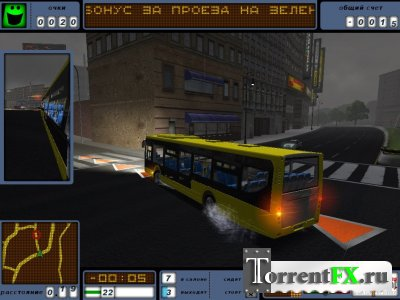 Bus Driver Gold (2007) PC | RePack