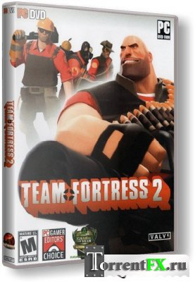 Team Fortress 2 Patch v1.1.6.6 + Автообновление (No-Steam) OrangeBox (2011) PC