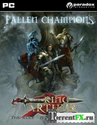 King Arthur: Fallen Champions [v 1.0.0.6] (2011) PC | RePack