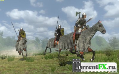 Mount & Blade. Эпоха турниров / Mount and Blade: Warband 1.134 (2011) PC