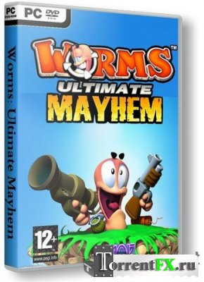 Worms Ultimate Mayhem (2011) PC