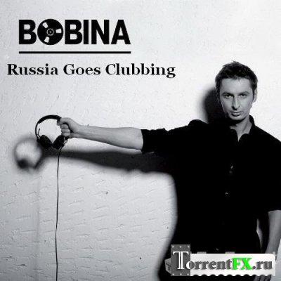 Bobina - Russia Goes Clubbing 160