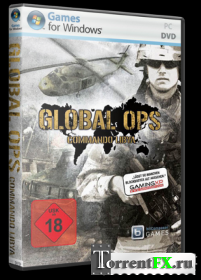 Global Ops: Commando Libya v1.1 (RePack) [ENG]