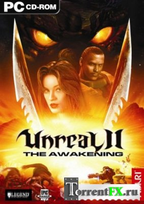 Unreal 2: The Awakening (2003) PC | Repack