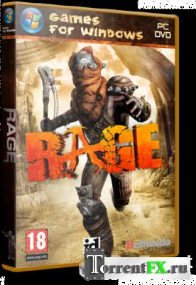 Rage (2011) (Bethesda Softworks) [Repack, RUS]