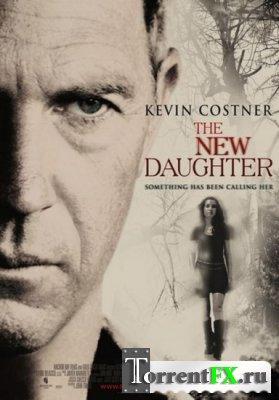 Проклятая / The New Daughter (2009/HDRip) | Лицензия
