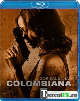 ���������� / Colombiana (2011/HDRip) | 720p