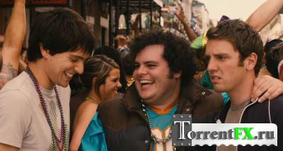 Мальчишник в Новом Орлеане / Mardi Gras: Spring Break (2011) DVDRip