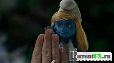 �������� / The Smurfs (2011) DVDRip