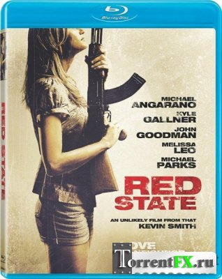 Красный штат / Red State (2011) HDRip | kyberpunk