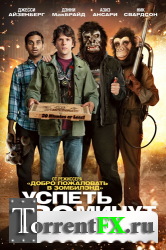 Успеть за 30 минут / 30 Minutes or Less (2011) DVDRip
