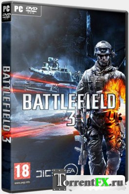 Battlefield 3 + Update (Electronic Arts) (RUS) [Repack]