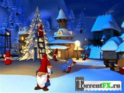 Кузя Новый год / Hugo: New Year (2001) PC