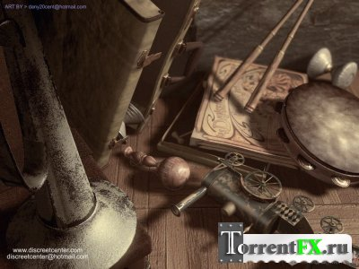 3D STUDIO MAX 9 - 100% Полная рабочая версия!!! +Crack+полный Руссификатор (2007)