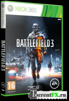 [XBOX360] Battlefield 3 [PAL/NTSC-U / RUSSOUND] (XGD3) (LT+ 2.0)