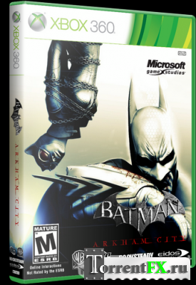 [XBOX360] Batman: Arkham City [Region Free][RUS] (XGD3) (LT+ 2.0)