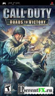 [PSP] Call of Duty: Roads to Victory (2007)