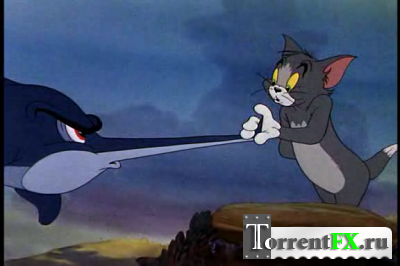 Том и Джерри (1990-2003) DVDRip