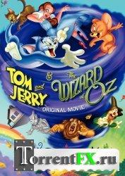 Том и Джерри и волшебник из страны Оз (2011) DVDRip