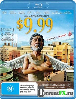 9,99 долларов / $9.99 (2008) BDRip 1080p