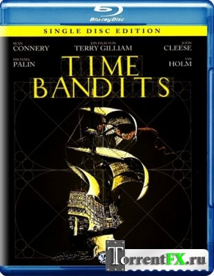 Бандиты во времени / Time Bandits (1981) BDRip 720p