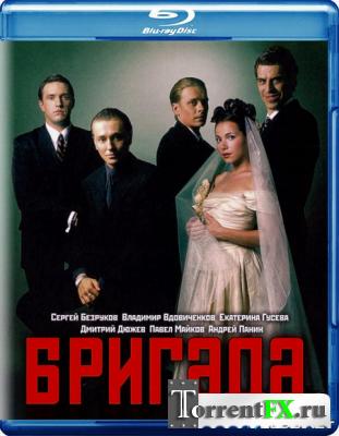 Бригада (серии 1-15 из 15) (2002) DVDRip-AVC