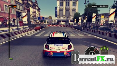 WRC 2: FIA World Rally Championship (2011) PC