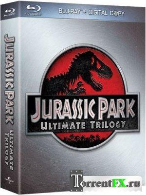 ���� ������� ������� / Jurassic Park (1993) BDRip [720p] �� HQ-ViDEO