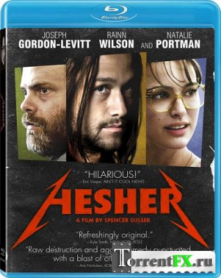 Хэшер / Hesher (2010) BDRip 720p